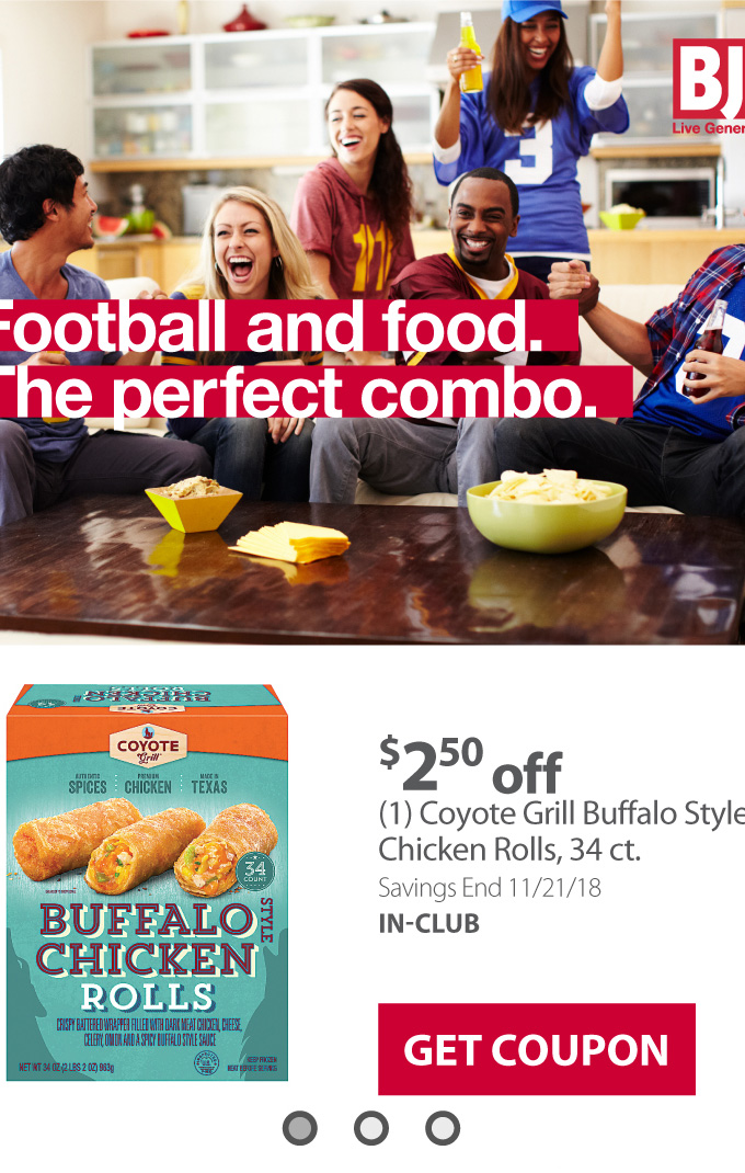 Feature: GET COUPON