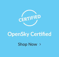OpenSky Certified