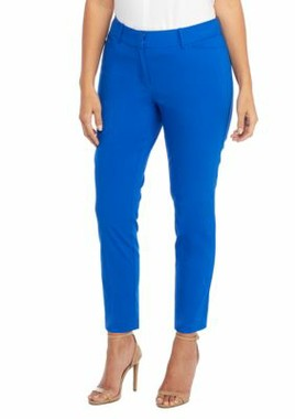Plus Size Signature Ankle Pant in Exact Stretch