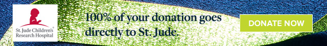 ST. JUDE CHILDREN'S RESEARCH HOSPITAL | DONATE NOW