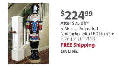Musical Nutcracker