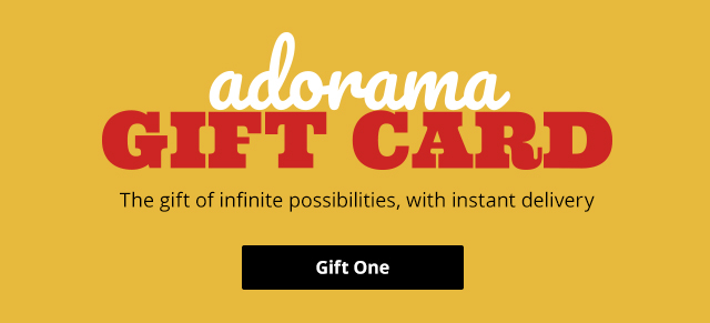 The gift of infinite possibilities, with instant delivery!
