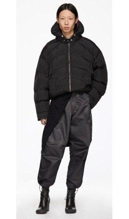 Random Identities - Black Duvet Jacket