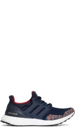 adidas Originals - Navy Ultraboost LTD Sneakers