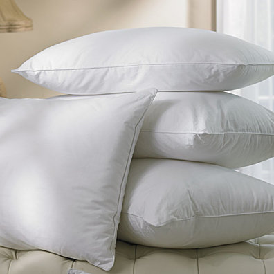 Down-Alternative Premium Bed Pillows: 4 Pack