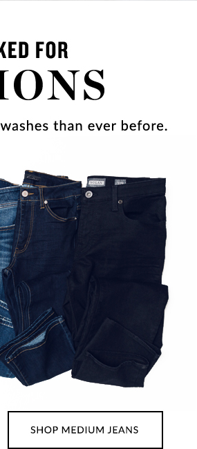 Shop Medium Wash Jeans