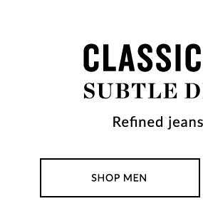 Shop Men's Refined Jeans