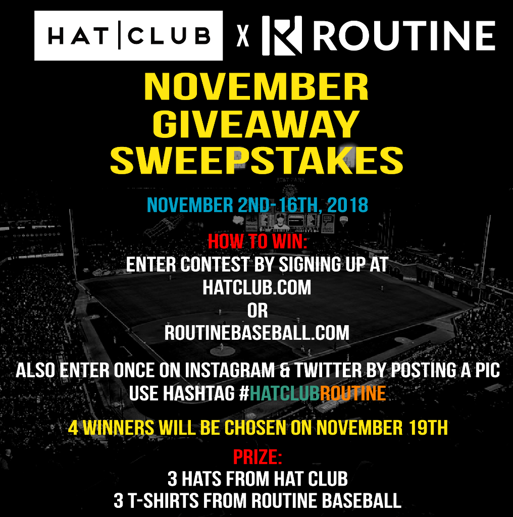 Just a few more days to enter and win 3 free hats and 3 free tees! ccf0b7d85533