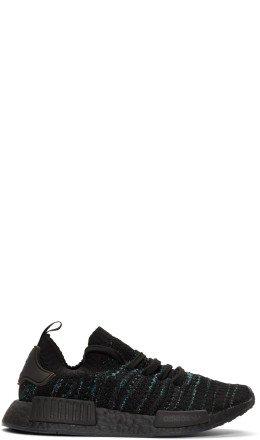 adidas Originals - Black NMD R1 Parley PK Sneakers