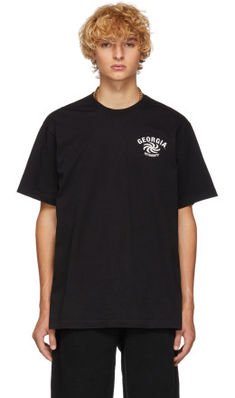 Vetements - Black 'Georgia' T-Shirt
