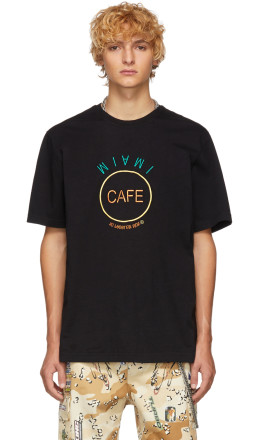 Vetements - Black 'Miami/Save The Planet' T-Shirt