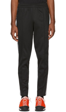 adidas Originals - Black Franz Beckenbauer Track Pants