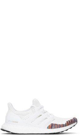 adidas Originals - White UltraBOOST LTD Sneakers