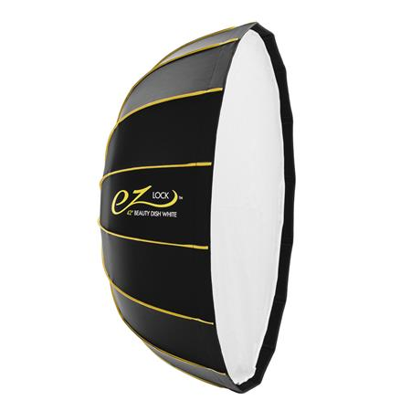 Glow EZ Lock Collapsible White Beauty Dish (42