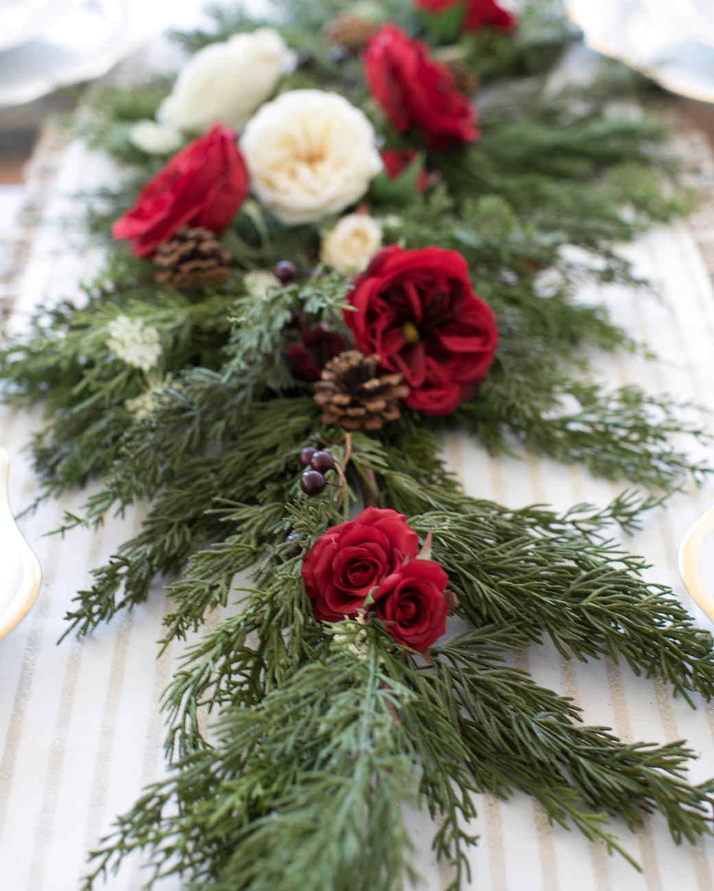 Better Homes And Gardens Christmas Greenery And Garland Crafts Milled