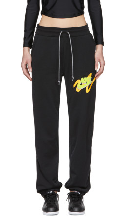 Nike - Black NSW Archive Lounge Pants