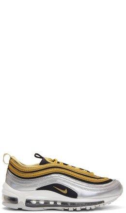 Nike - Gold Air Max 97 SE Sneakers