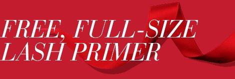 Free. Full-Size LASH PRIMER