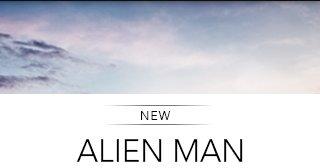 ALIEN MAN