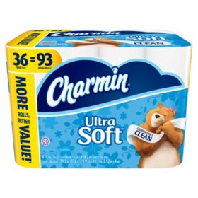 Charmin Ultra Soft Toilet Paper (198 Sheets  36 ct.)
