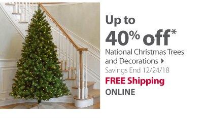 national christmas trees