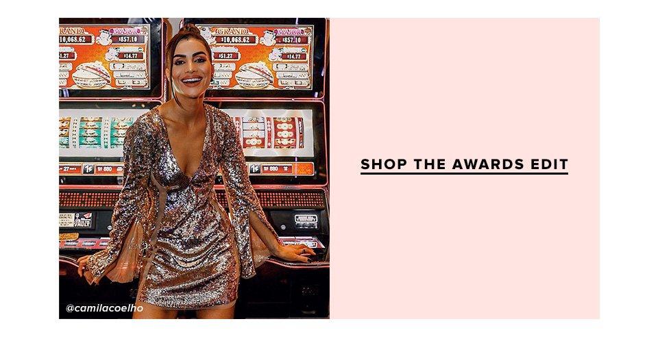 Shop The Awards Edit