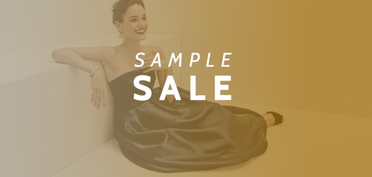 Women's Sample Sale