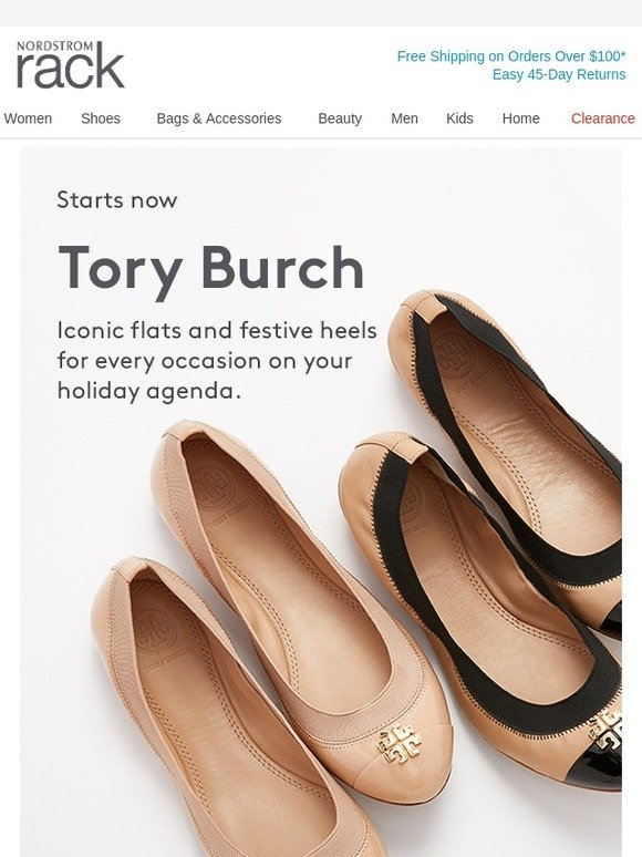 Nordstrom Rack: The Tory Burch Event