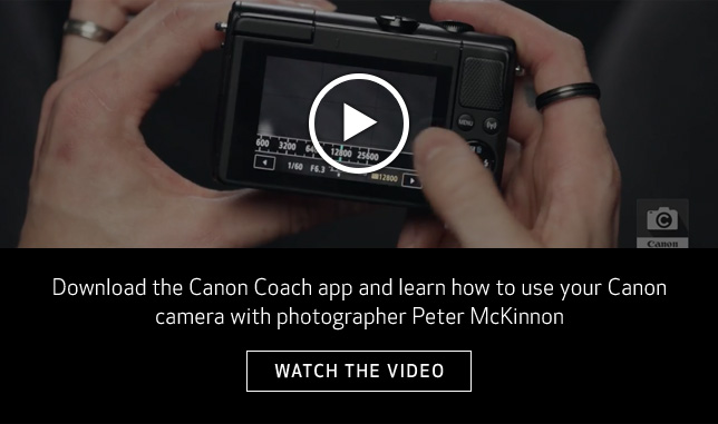 Canon ca : Download the free canon coach app | Milled