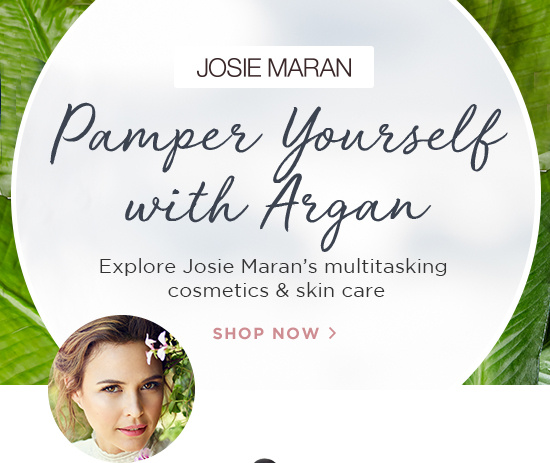 Pamper Yourself with Argan