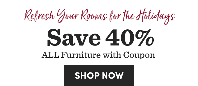 Save 40% ALL Furniture With Coupon›