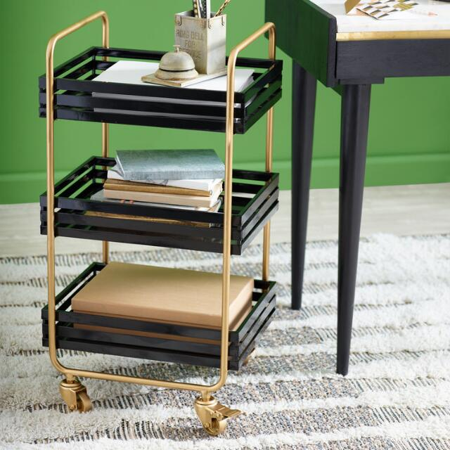 Rolling Storage Carts›