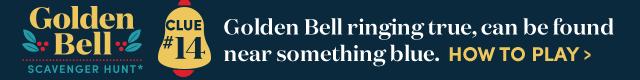 Golden Bell Scavenger Hunt* Clue #14. How To Play›