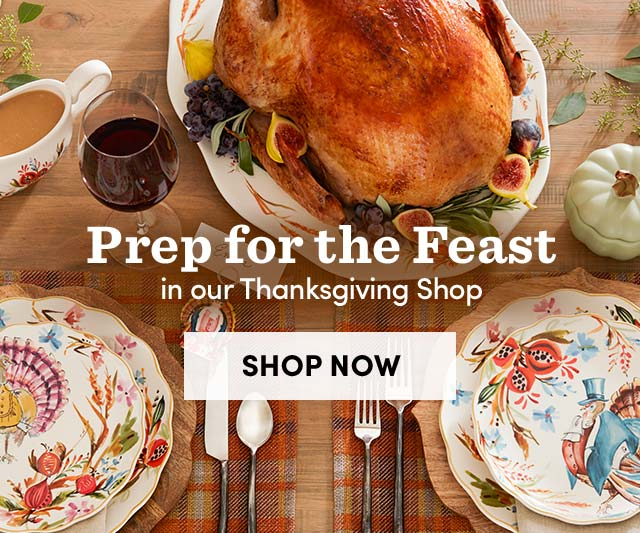 Prep For The Feast In Our Thanksgiving Shop›