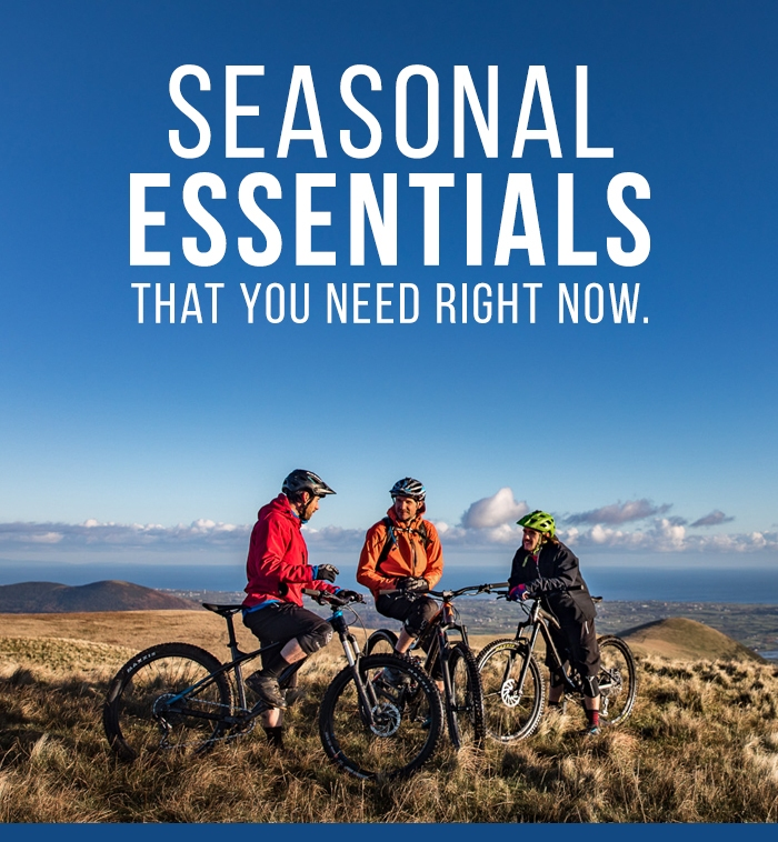 Seasonal Essentials that you need right now.