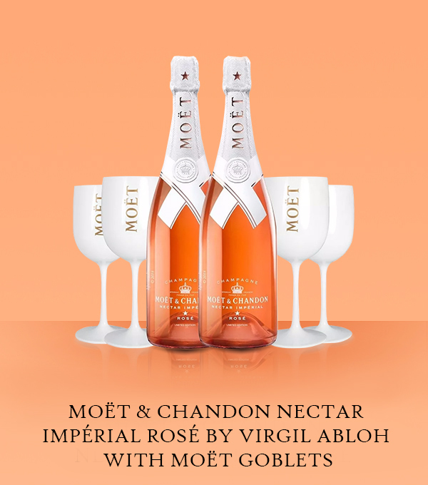 Special offer on Moët & Chandon Nectar