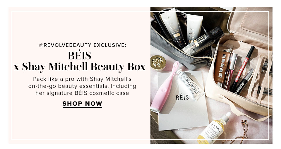 Beis x Shay Mitchell Beauty Box - Shop Now