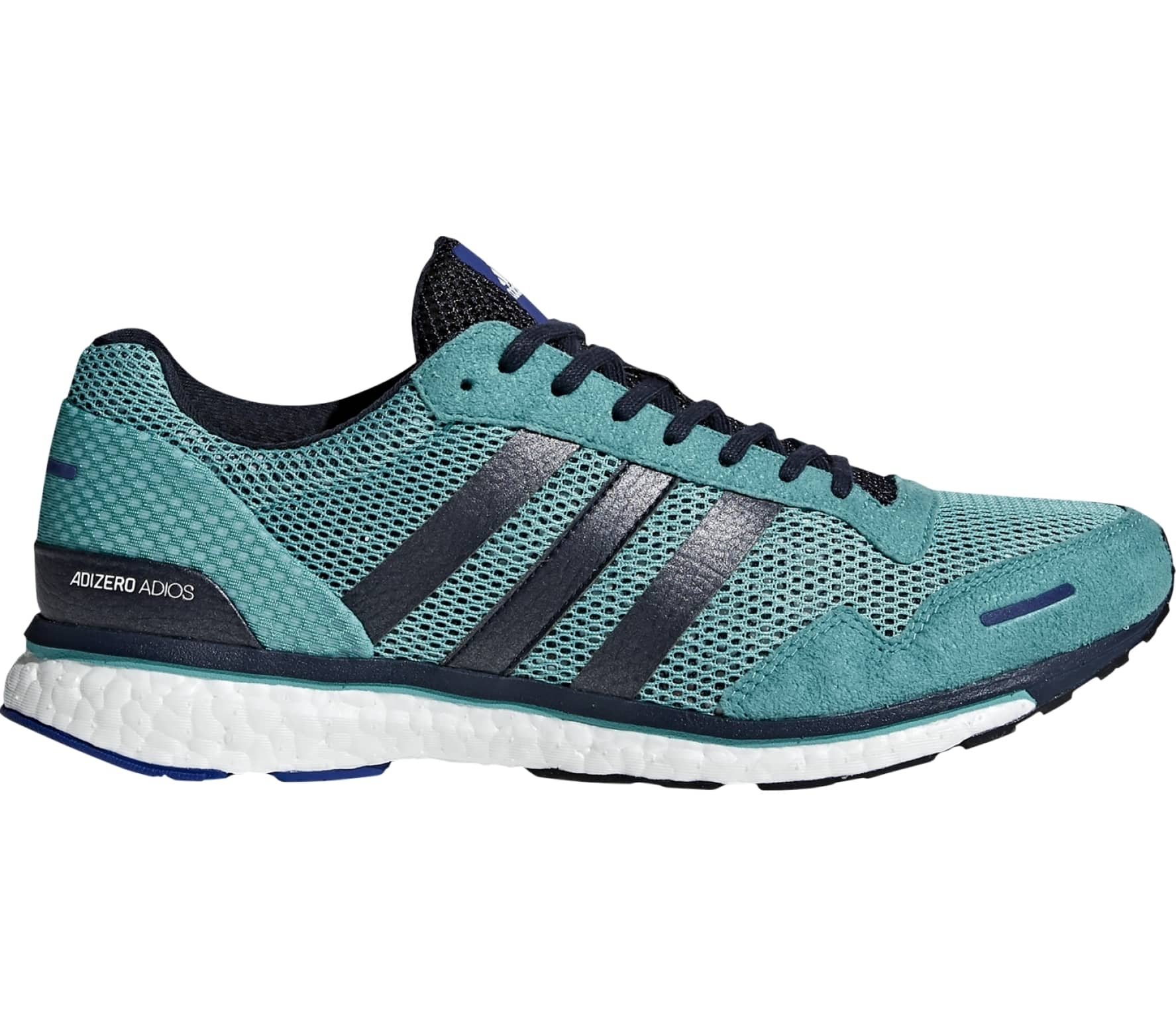 online retailer 4aacc 8028b Adidas - adizero adios 3 Heren ren schoen (t+E2E36urkooiszwart ...