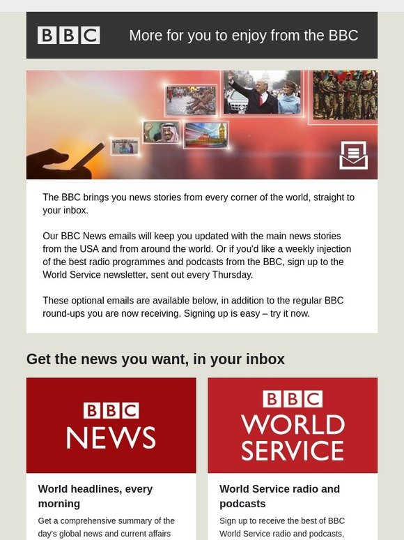 BBC Shop CA: Easy ways to get the news you love from the BBC | Milled