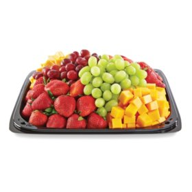 Members Mark Fruit and Cheese Party Tray