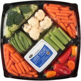 Gourmet Vegetable Tray (4 lbs.)