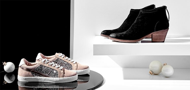 Casual-Cool Shoes With Dolce Vita