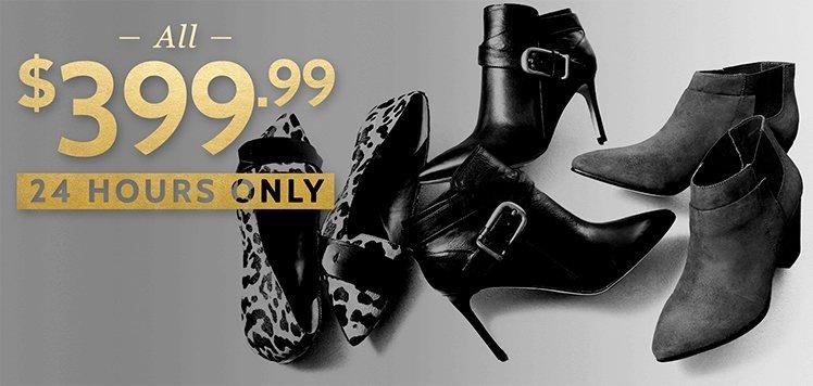 Designer Shoe Special