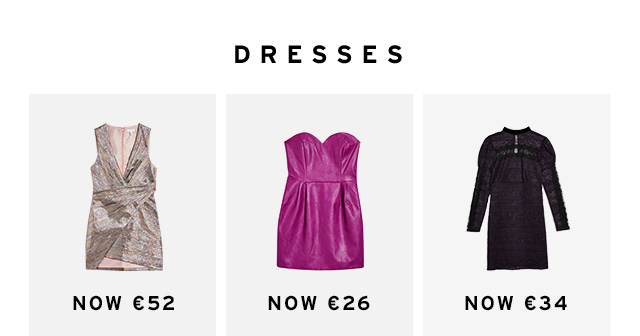 Introducing your new going-out wardrobe