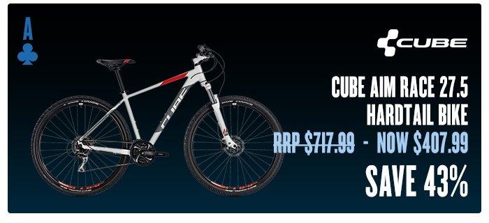 Cube Aim Race 27.5 Hardtail Bike