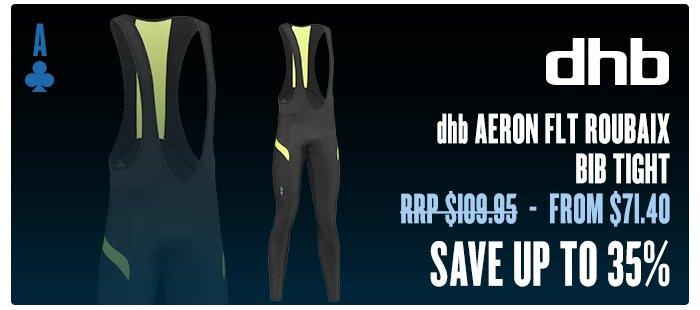 dhb Aeron FLT Roubaix Bib Tight