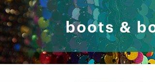 Boots & booties $25