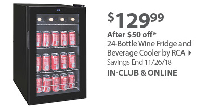 Emerson 115 Can Beverage Center