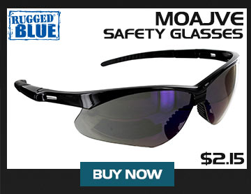 3dcbcc87ac45 Discount Safety Gear  Shaded Safety Glasses Sale! 🕶