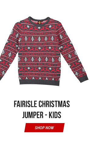 Manchester United Direct Get Ready For Christmas Jumper Day Milled